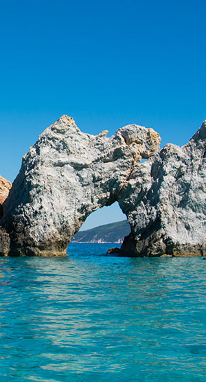Skiathos Island - Lalaria Rocks